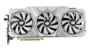 GeForce GTX 1080 Hall of Fame Edition, 8192 MB GDDR5X
