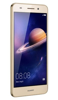 HUAWEI Y6 II compact Dual-SIM gold Android Smartphone