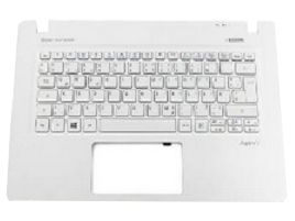 Cover Upper White W/ KeyBoard