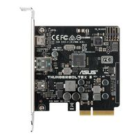 ASUS ThunderboltEX 3 PCI Express 3.0 x4, 1xTB 3, 2xUSB 3.1 (Type A/C), mini-DP IN (THUNDERBOLTEX 3)