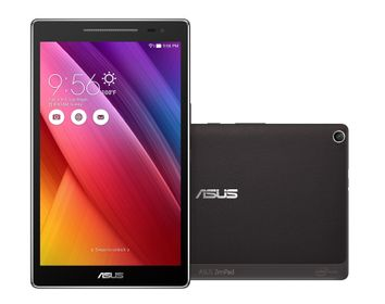 "AsusZenPad S 8"" IPS MT8163 1GB/ 16GB/ Android 6.0/ 350nits"