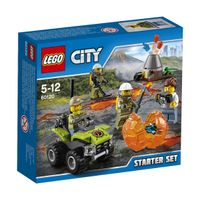 LEGO City 60120 Volcano Starter Set (60120)