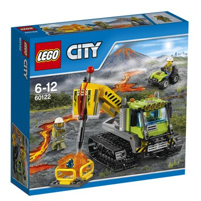 City 60122 Volcano Crawler