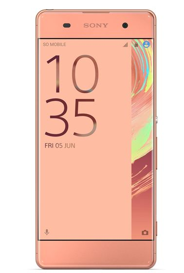 Xperia XA, Rose Gold Android, F3111