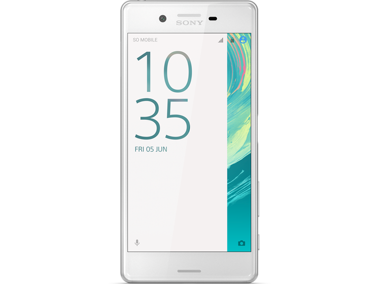 Xperia X, White Android, F5121