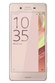 "Xperia X 32GB Rose gold F5121, 5"" HD-skjerm,  23/13MP , Android 6.0.1, MicroSD , 4G"
