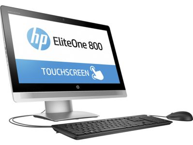 HP 800G2EOT AIO T I5-6500 3.2GHZ +NORDIC COUNTRY KIT USB ND (P1G69EA#UUW)