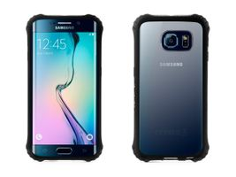 Galaxy S6 Edge Survivor Core Black/ Clear