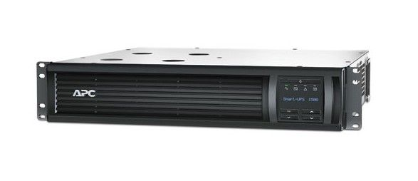 APC Smart-UPS 1500VA LCD RM 2U 230V with Network Card
