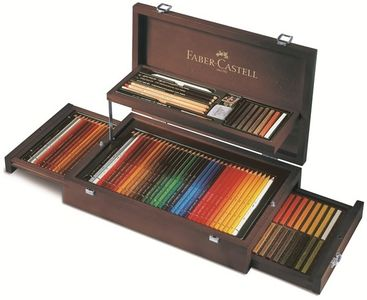 FABER-CASTELL Art & Graphic COLLECTION wood case 3x36 (110086)