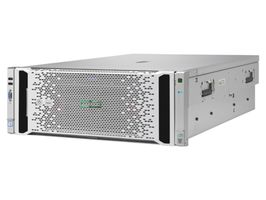"HPE ProLiant DL580 Gen9 High Performance - Server - kan monteras i rack - 4U - 4-vägs - 4 x Xeon E7-8890V4 / 2.2 GHz - RAM 256 GB - SAS - hot-swap 2.5"" - ingen HDD - Matrox G200 - GigE - Bildskärm : i"