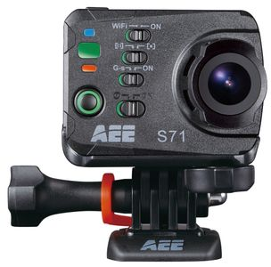 AEE S71+ Action Cam 4K 15fps WiFi / Touch Screen (S71+)