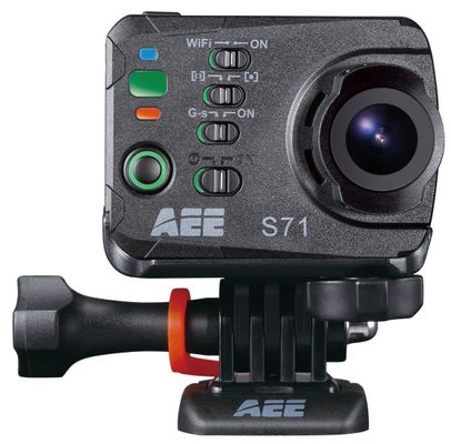 S71+ Action Cam 4K 15fps WiFi / Touch Screen