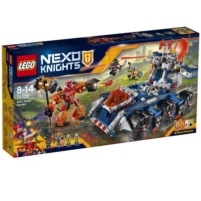 Nexo Knights 70322 Axl's Tower Carrier