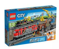 City 60098 Heavy-Haul Train