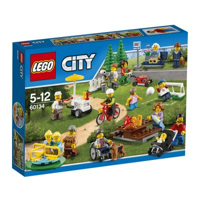 City 60134 Fun in the park City People Pack