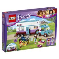 Friends 41125 Horse Vet Trailer