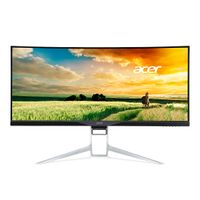 "34"" Curved LED XR342CK 3440x1440 IPS, 4ms, 100m:1, Speaker, HDMI2.0/ DP"