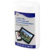 TFT/LCD und Plasma Reinigungstücher 100er Box