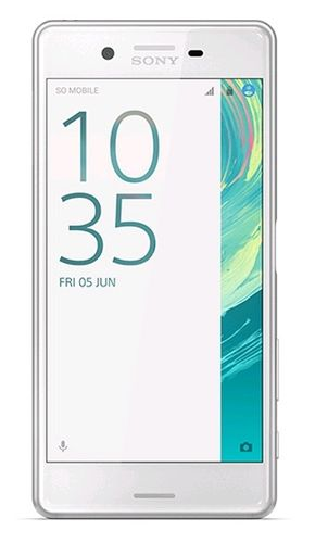 SONY Xperia X Performance,  White Android, F8131 (1303-1441)