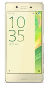 Xperia X Performance,  Lime Gold Android, F8131