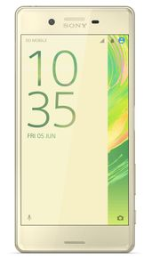SONY Xperia X Performance, Lime