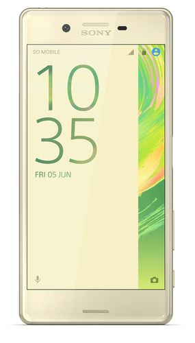 SONY Xperia X Performance,  Lime Gold Android, F8131 (1303-1440)