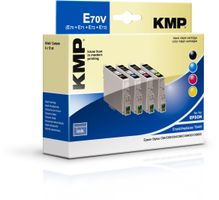 E70V Multipack BK/C/M/Y compatible with Epson T 044