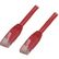 DELTACO UTP CAT.6 UNSHIELDED CROSSED RJ45 5M RED