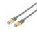 DELTACO FTP CAT.7 SHIELDED RJ45 0.5M GREY