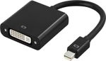 DELTACO mini DisplayPort till DVI-I