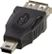 DELTACO Adapter USB Typ A ho - Typ Mini-B ha
