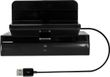 DELTACO IPNE-519 - Docking station - sort - for Apple iPad 1 2 3 iPhone 3G, 3GS, 4, 4S iPod (4G, 5G) iPod...