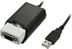 VSCOM USB till seriell adapter, RS-232, DB9ha, 5V