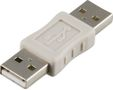 DELTACO GENDER CHANGER USB A-A HAN