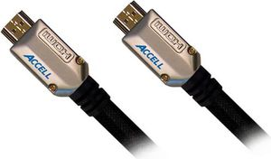 ProUltra Elite HDMI-kabel,  19-pin ha-ha, 1m, svart