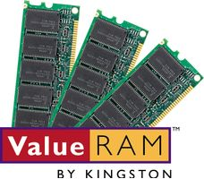 Valueram/ 2GB 400MHz DDR2 ECC Registered CL3 DIMM Single Rank, x4