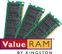 KINGSTON 4GB 2400 DDR4 NON ECC CL17 DIMM 1RX16