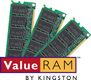 KINGSTON Valueram/ 2GB 400MHz DDR2 ECC Registered CL3 DIMM Single Rank, x4