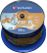 VERBATIM DVD-R, 16x, 4,7 GB/120 min, 50-pack spindel, AZO, printable