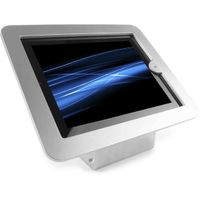 iPad Executive Enclosure Kiosk Silver