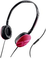 AUDIOPRO BEE over-the-ear headset, 1,5m kabel, rosa