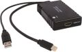 CYPRESS CMDPH-2C - Video transformer - HDMI - sort