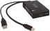 CYPRESS Mini DP til HDMI, HDCP 1.1, 1080p, USB, DisplayPort 1.0,  svart