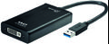 J5 CREATE JUA330 - Ekstern videoadapter - SuperSpeed USB 3.0 - DVI