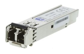 SFP 1000BASE-SX,  LC, 850nm, 550m, Multi-Mode,  DOM