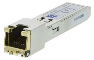 DELTACO SFP 1000Base-T,  RJ45, Cat5, 100m (SFP-HP003)