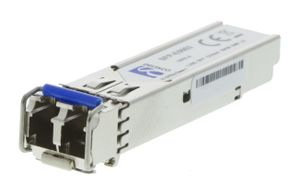 DELTACO SFP 1000Base LX/LH, LC, 1310nm, 10km, Single-Mode,  DOM (SFP-C0007)