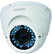 "QIHAN 1/3"" Sony Effio-E 960H Exview CCD 700TVL, Vandalproof Dome Camera"