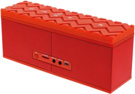 Deltaco SoundCrush Quard portabel BT-högtalare,  NFC,BT 3.0, 2200mAh Li-Po, röd (HR-V6RED)